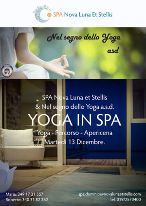 Yoga in SPA