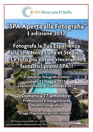 """""""SPA Aperta alla Fotografia"""" I edizione 2017"""