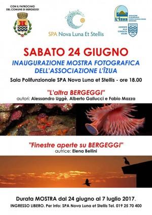 Sabato 24 giugno inaugurazione Mostra Fotografica dell'Associazione L'Izua