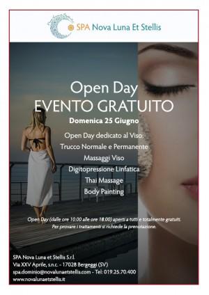 Open Day dedicato al viso