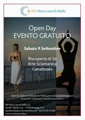 """Sabato 9 settembre: Open Day """"Riscoperta di Sè – Arte Sciamanica Canalizzata"""""""